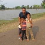 Laos bambini