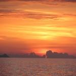 Lipa Noi Samui sunset