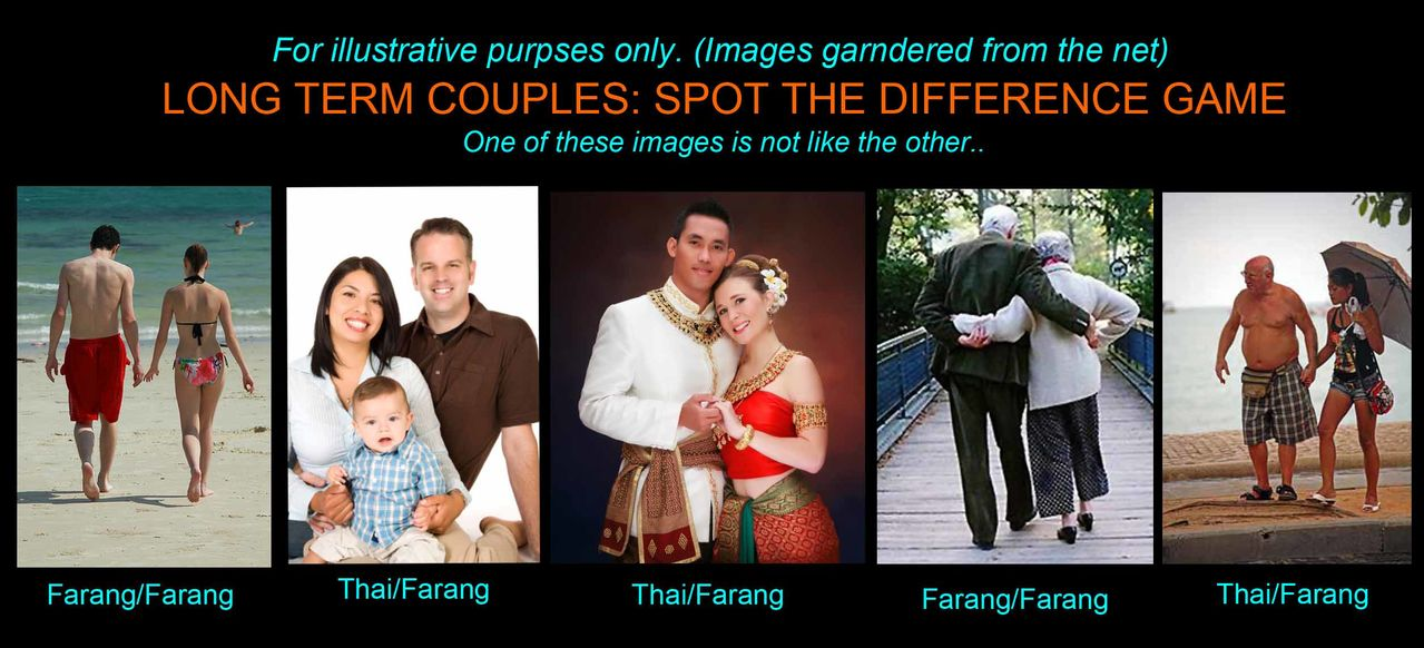thai farang couples