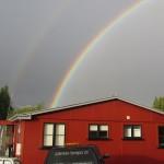 Ohakune doppio arcobaleno