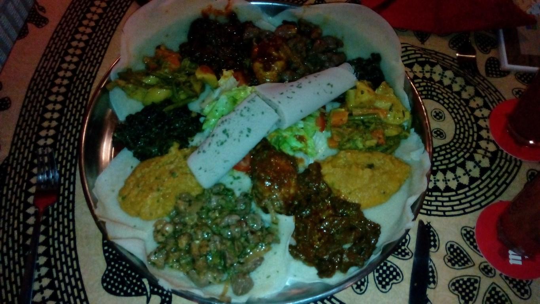 cena ristorante eritrea