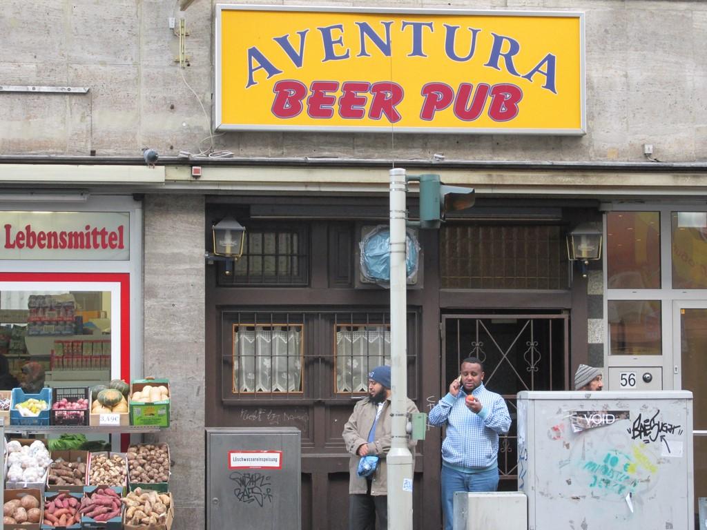 Aventura Pub