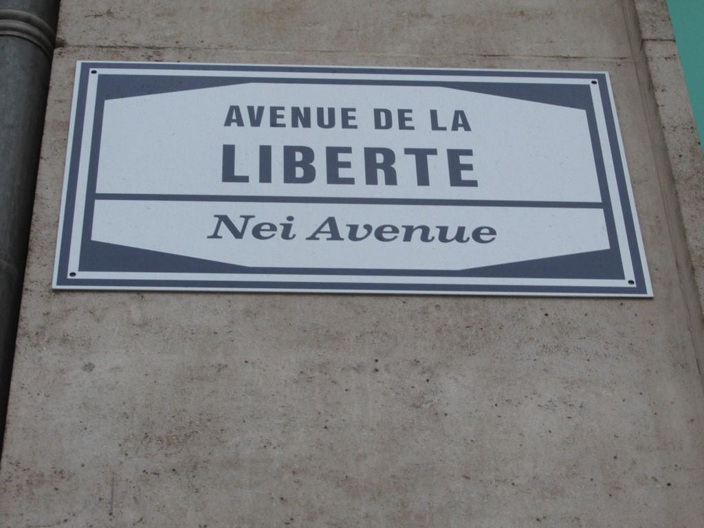 Lussemburgo Av de la Liberte