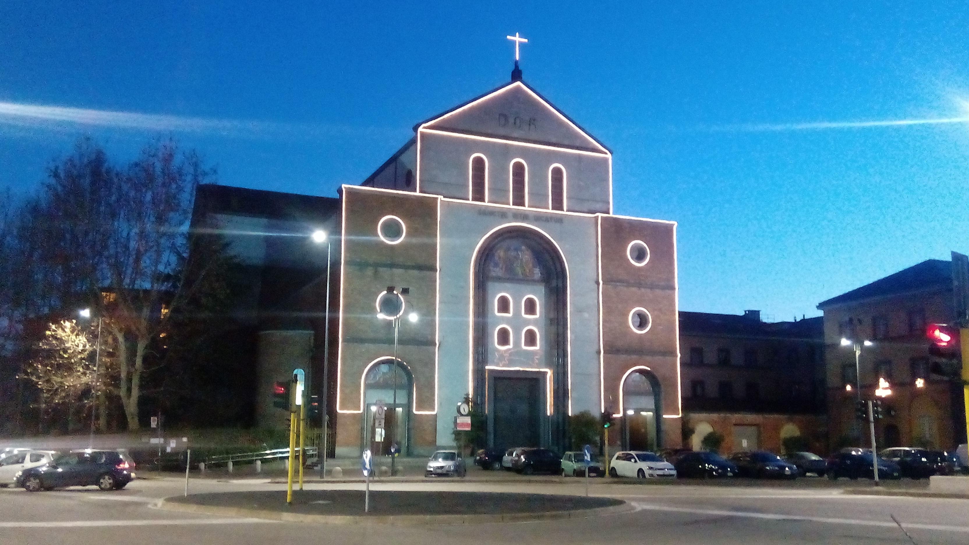 chiesa barona