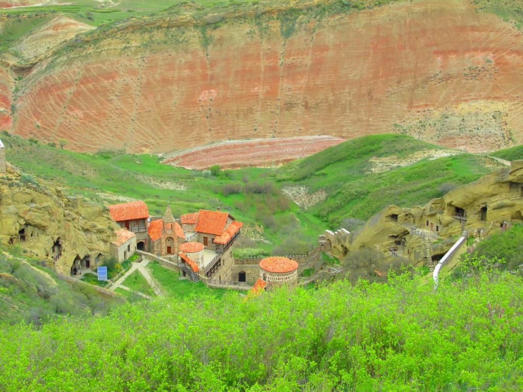 Monastero David Garetja