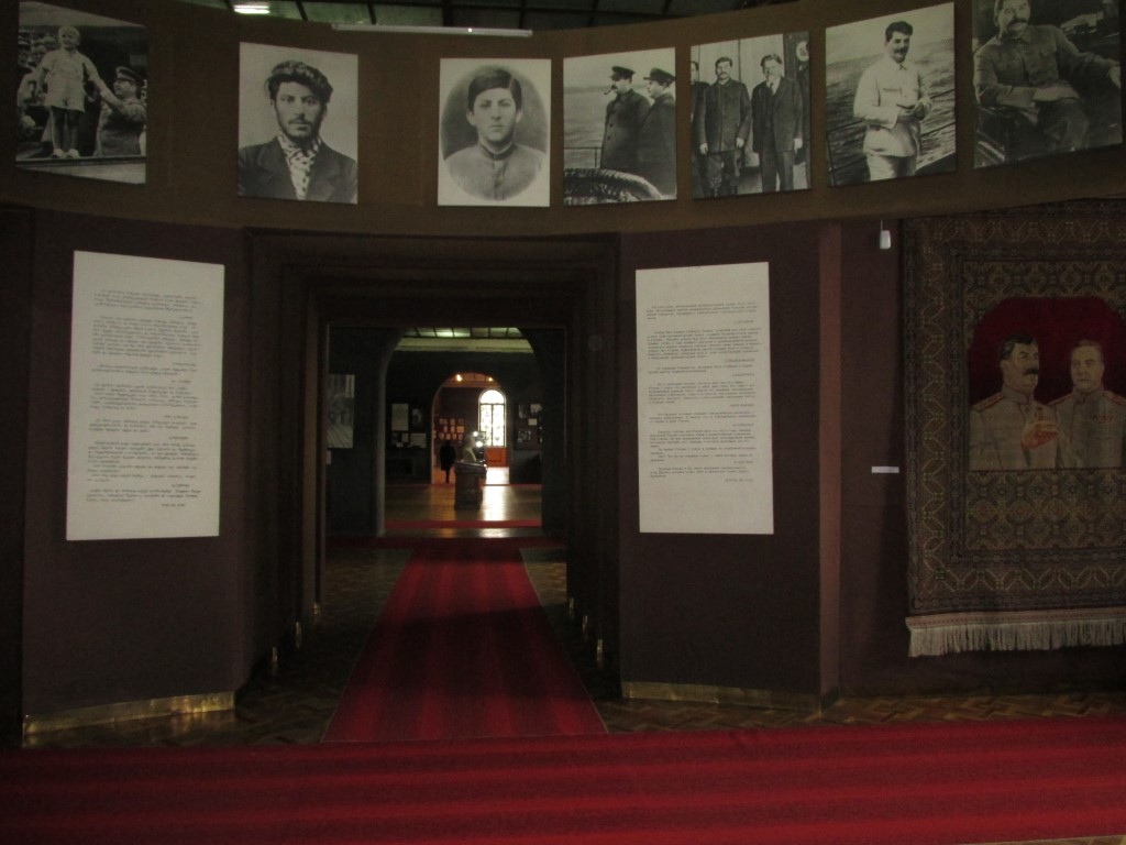 museo stalin a gori