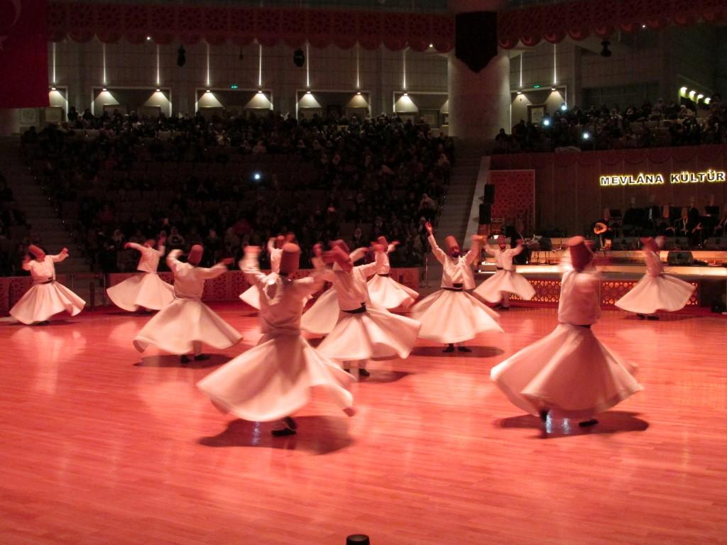 Sufi Sema a Konya