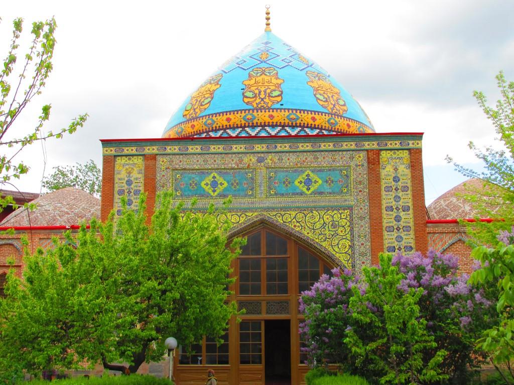Moschea Blu a Yerevan