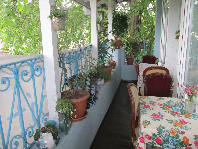 Cafè le toit, c'è anche la veranda