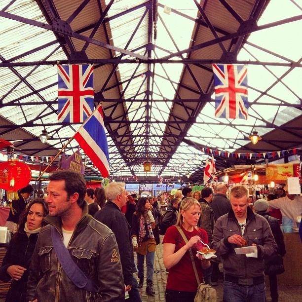 londra greenwich market