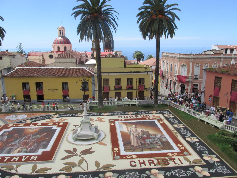 La Orotava - Corpus Christi