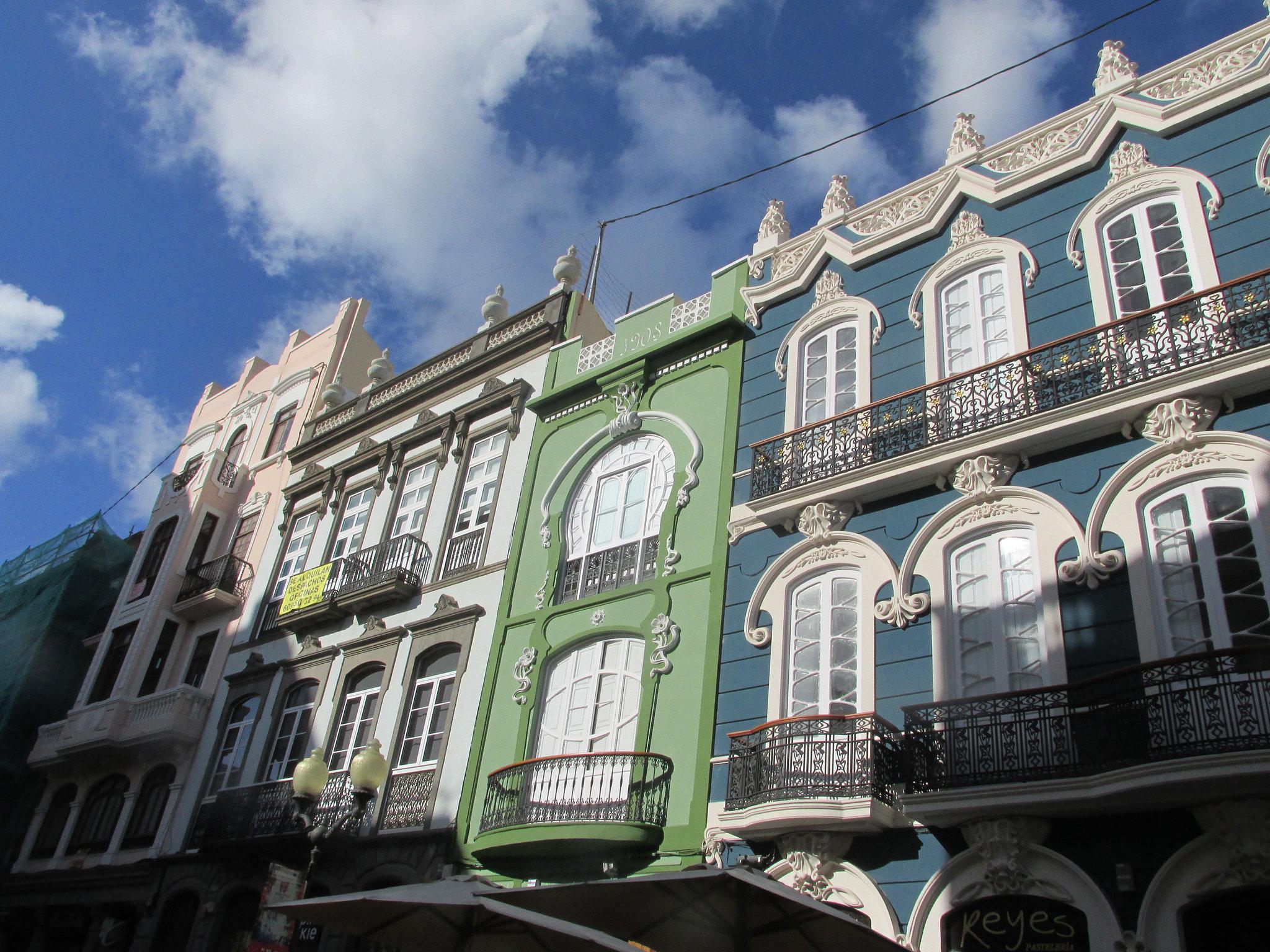Las Palmas, calle Triana