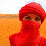 Tuareg a Merzouga