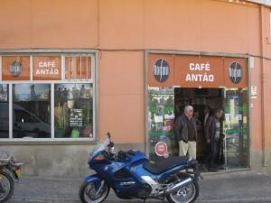 cafè antao Faro, Algarve