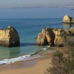 cosa visitare a Portimao - praia da rocha