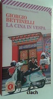 La Cina in Vespa, Giorgio Bettinelli