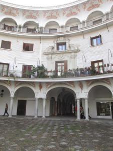 dove dormire a Siviglia