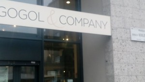 Libreria cafè Gogol & Company, Milano
