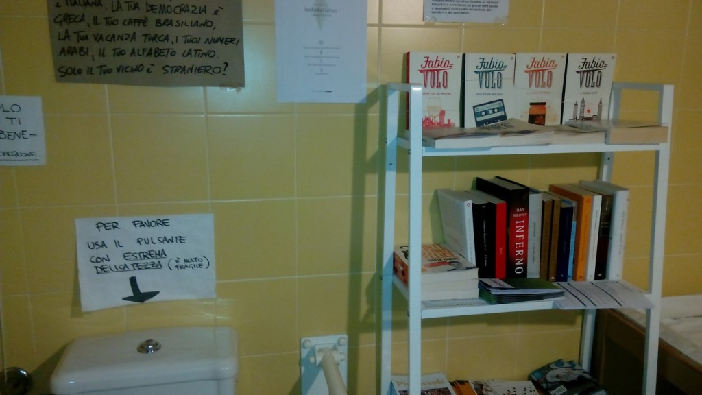 libreria gogol cesso Fabio Volo