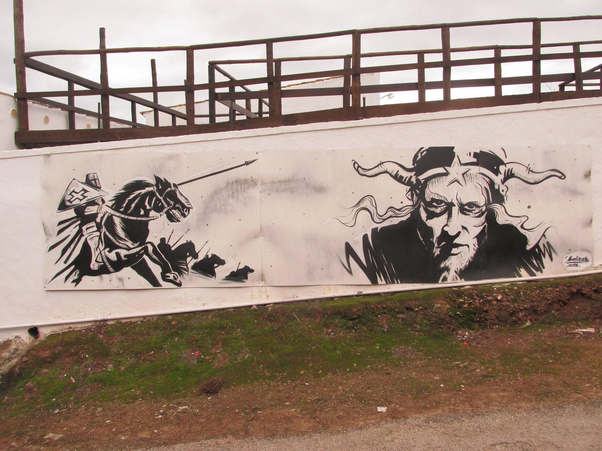Castro Marim murales