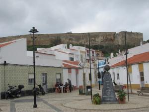Castro Marim castello paese