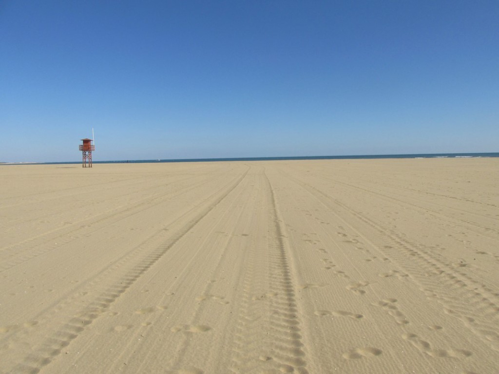 Ayamonte e Isla Canela, playa