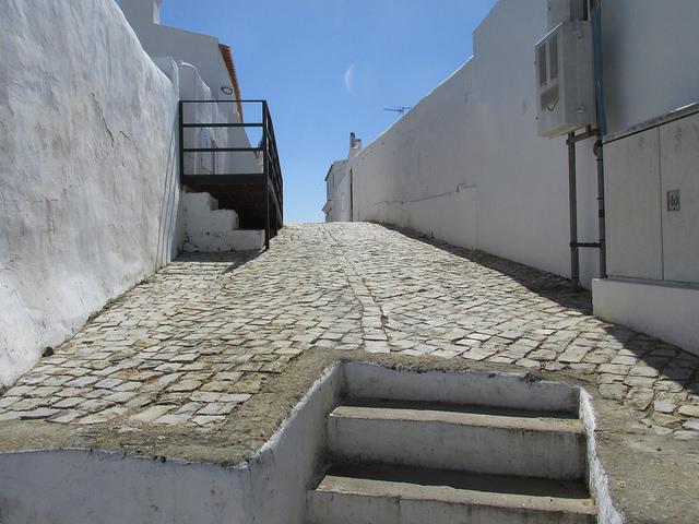 Cacela vecchia, Algarve non turistico