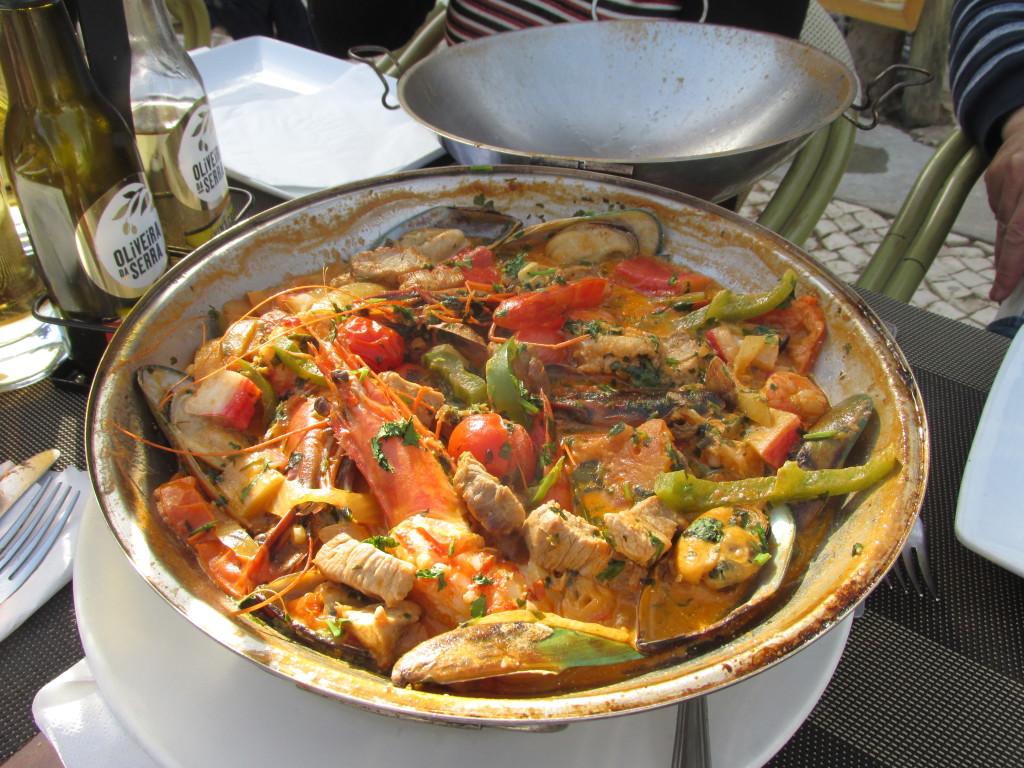 costo cibo ristoranti Portogallo