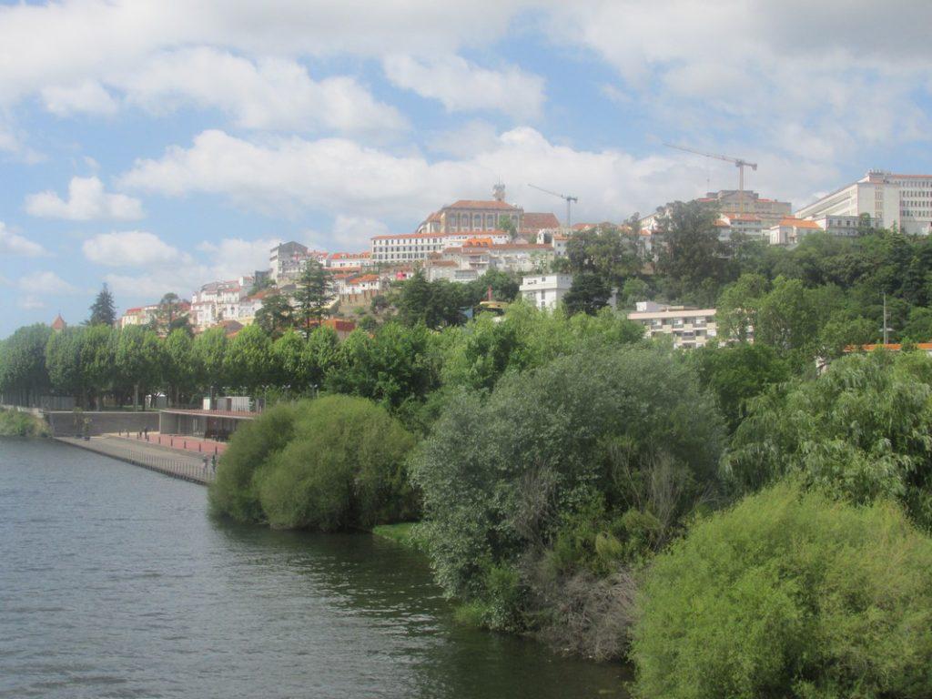 Coimbra vista
