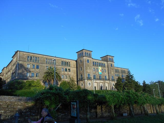 Albergue Seminario Menor Santiago de Compostela