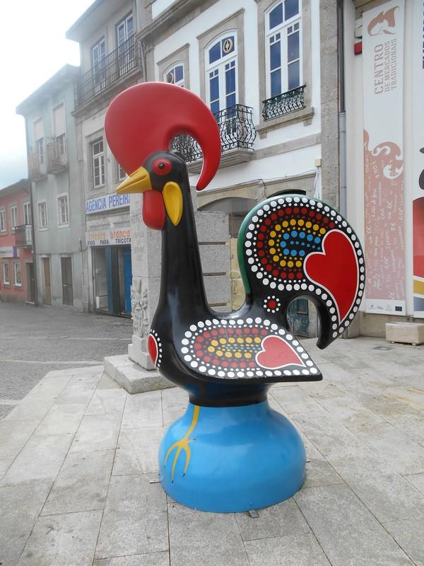 Il gallo di Barcelos