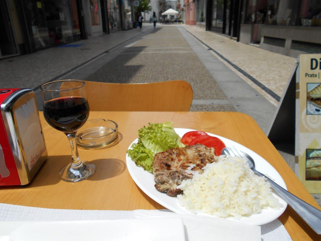 pranzo Povoa de Varzim