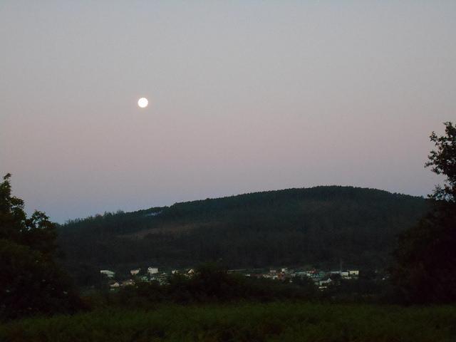 Luna piena a Padron