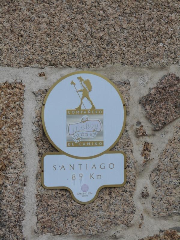 Meno di 100km a Santiago