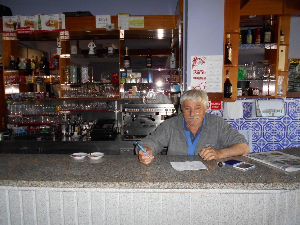 Il poeta del caffè di Souto
