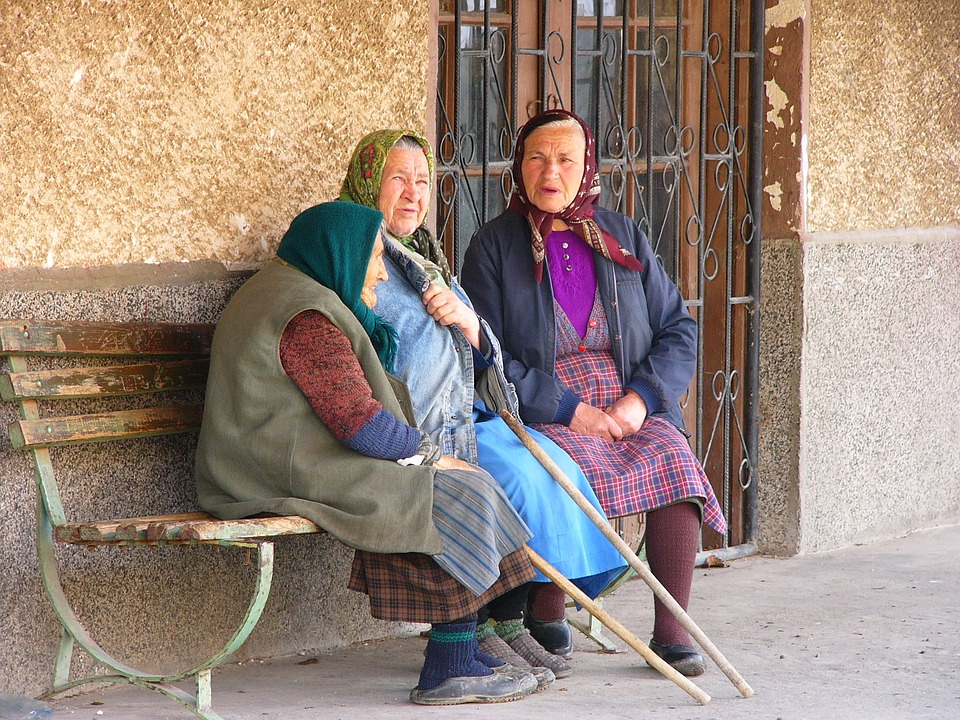 pensione Bulgaria pensionati