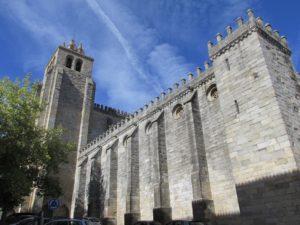 Evora cattedrale