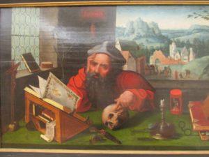 Quadro Museo Evora