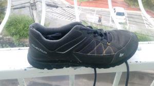 scarpe per il cammino di santiago