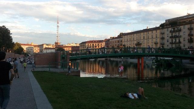 Milano, Darsena Navigli