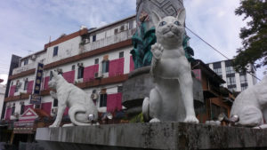 Kuching, cat city