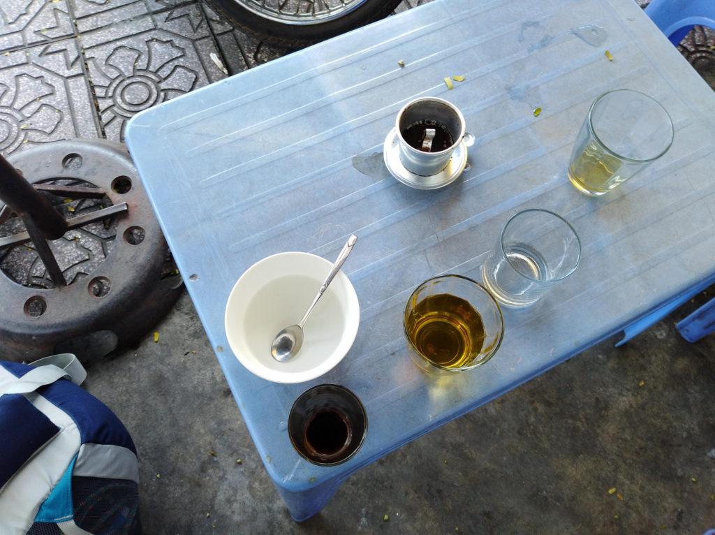 Dove bere caffè a Saigon