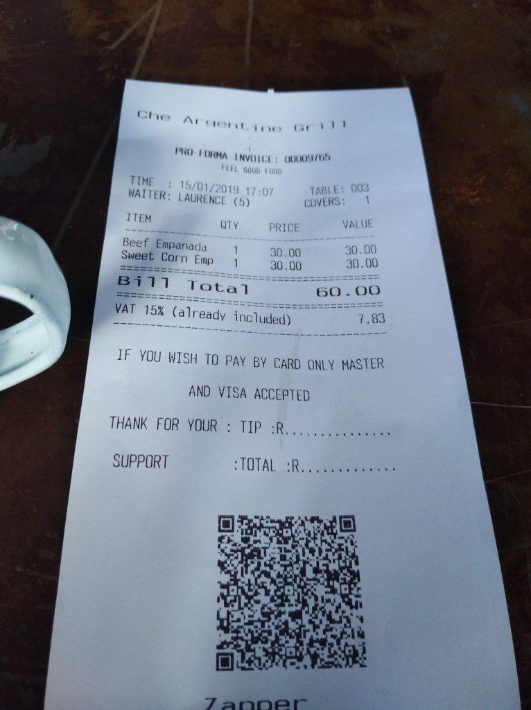 Costo della vita a Johannesburg