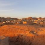 Matmata desert