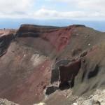 Tongariro eruption