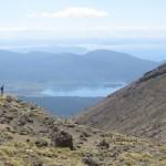 Tongariro lakes