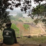 Wat phu panorama