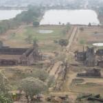 Wat Phu vista