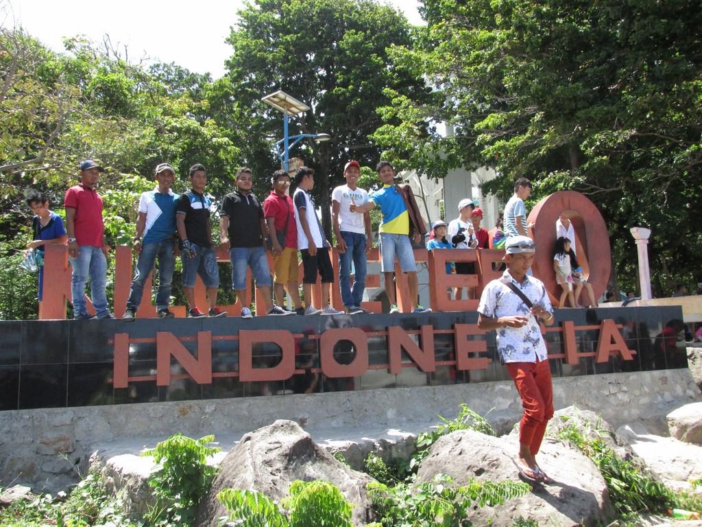 Pulau Weh Sabang Km 0 Indonesia