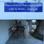 Life is short, enjoy it!